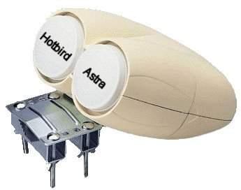 monoblock lnbs multi satellite solution rob 39 s satellite tv uk. Black Bedroom Furniture Sets. Home Design Ideas