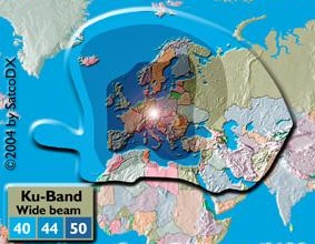 astra satellite 13 degrees east